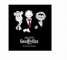 Goodfella Muppets by Vinniechicago
