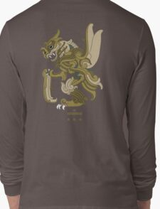 Scyther Pokemayan Long Sleeve T-Shirt