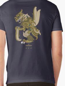Scyther Pokemayan Mens V-Neck T-Shirt