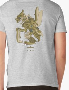 Scyther Pokemayan Mens V-Neck T-Shirt