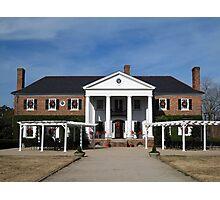 Boone Hall Plantation, Charleston Photographic Print