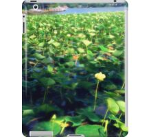 Lotus Blossoms in Bloom iPad Case/Skin
