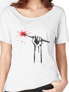 Art for the people! Women's Relaxed Fit T-Shirt