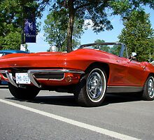 1963 Corvette by John Callan