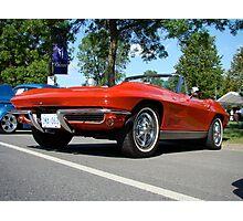 1963 Corvette Photographic Print