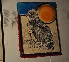Eagle by Michael Bedra