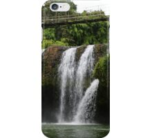 Mena Creek Falls • Paronella Park iPhone Case/Skin
