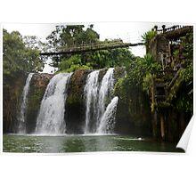 Mena Creek Falls • Paronella Park Poster