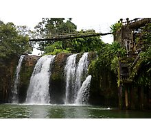 Mena Creek Falls • Paronella Park Photographic Print
