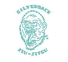 Silverback Jiujitsu Photographic Print