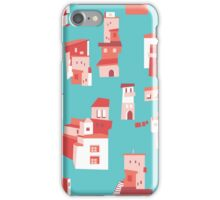 Flying Houses iPhone Case/Skin