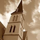 Cambridge Church, outside Hamilton, NZ by rmenaker