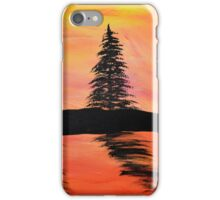 Evening Reflections iPhone Case/Skin