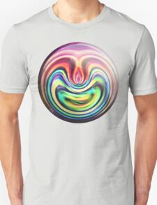 Red Bud Abstract (t-shirt) Unisex T-Shirt