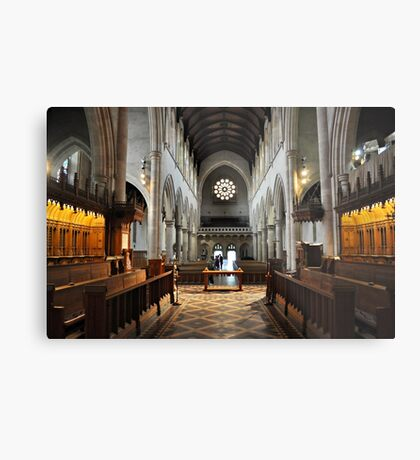 Cathedral Architecture Metal Print
