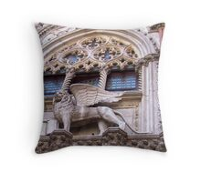 St Mark's facade Throw Pillow