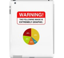 WARNING EXTREMELY GRAPHIC! iPad Case/Skin
