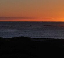 Magic hour Lancelin Western Australia by ccroft