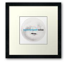 Summerteeth Framed Print