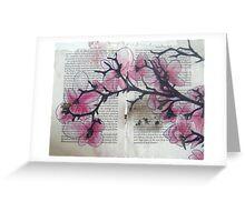 Magnolias III Greeting Card