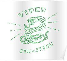 Viper Jiujitsu Poster