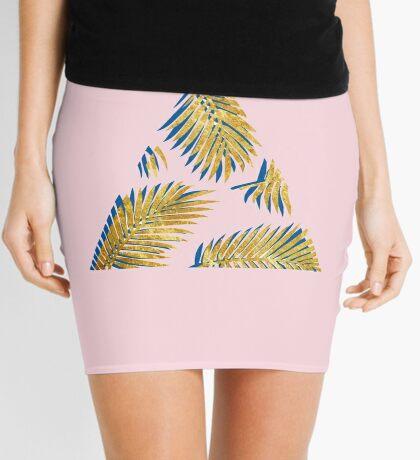 Infinity's Edge #redbubble Mini Skirt