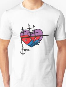 LoveBoat Colour 1 T-Shirt