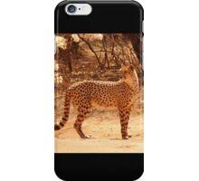 fastest on land iPhone Case/Skin