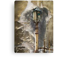 Lucca Lamp Canvas Print