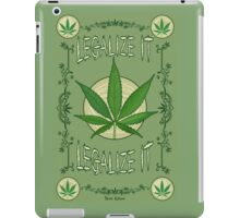 Legalize It iPad Case/Skin