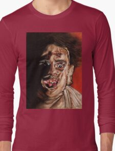 Texas Chainsaw Massacre Long Sleeve T-Shirt