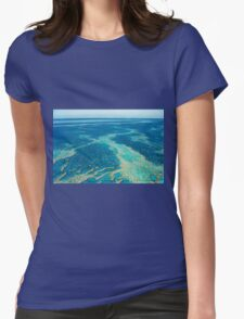 The Great Barrier Reef © Vicki Ferrari Womens Fitted T-Shirt