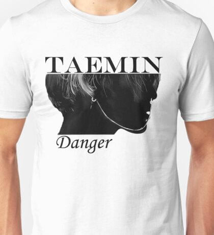 Face Taemin - Danger Unisex T-Shirt