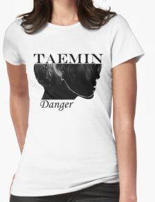 Face Taemin - Danger Womens Fitted T-Shirt