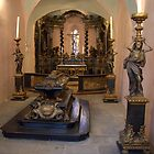 Funeral Chapel - Heiligenkreuz Abbey by CreativeUrge