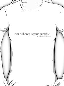 Library Paradise T-Shirt