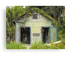 The overseers home Canvas Print