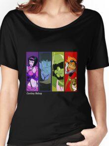 cowboy bebop spike spiegel faye edward jet anime manga shirt Women's Relaxed Fit T-Shirt