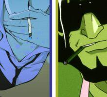cowboy bebop spike spiegel faye edward jet anime manga shirt Sticker