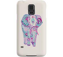 Colorful Elephant Samsung Galaxy Case/Skin