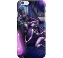 Lakri and Celeni - Clothed iPhone Case/Skin