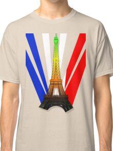 French Flag- Aromantic Pride Classic T-Shirt