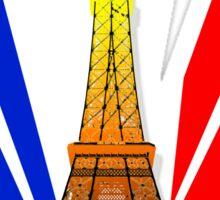 French Flag- Aromantic Pride Sticker