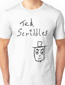 Angry Ted Unisex T-Shirt