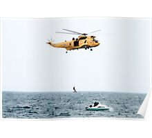 RAF Search and Rescue  Poster
