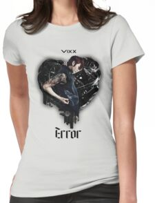 Vixx Error - Leo Womens Fitted T-Shirt