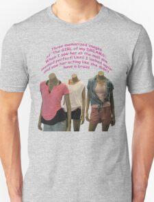 Dream Girl ~ without a brain + shopping APP T-Shirt