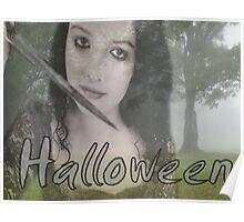 Emeralds Revenge ~ Halloween Poster
