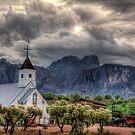 The Little Church  by Saija  Lehtonen