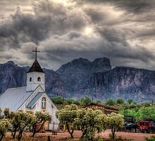 The Little Church  by Saija  Lehtonen